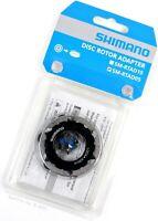 Shimano SM-RTAD05 Centerlock to 6-Bolt Bike Disc Brake Rotor Mount Adapter Kit