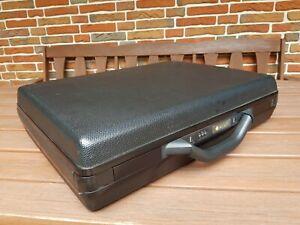 DELSAY Aktenkoffer, Hartschalenkoffer mit Zahlenschloss