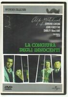 LA CONGIURA DEGLI INNOCENTI Hitchcock Collection - DVD PAL ITA