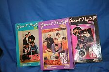Vintage Lot Of (3) NEW KIDS ON THE BLOCK NKOTB 500 Piece Puzzles