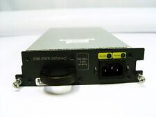 Cisco C3K-Pwr-265Wac Power Supply 265W
