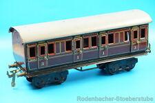 Bing/BW bavaria pista 0 vehículos implicados/abteilwagen 1924 - 4 achsig (g734)
