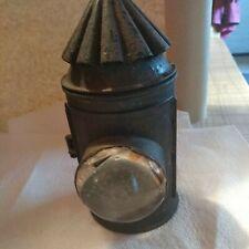 More details for vintage police lamp bullseye's blackout