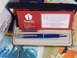 Pilot Namiki - Navy Blue - Faceted Vanishing Point Capless - 14K Medium Nib