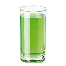 Paderno vidrio Jugo policarbonato irrompible - Jugo Vidrio 6 unidades