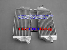 Aluminum radiator for YAMAHA YZ250F 2010 2011 10 11
