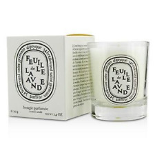 Diptyque LAVENDER Candle 1.23oz 35g Small Scented Bougie Parfumee Box