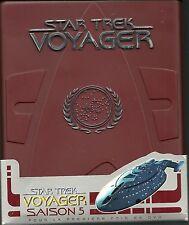 Star Trek Voyager Staffel 5 Hartbox mit  Deutscher Tonspur und Bandarole