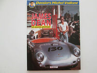 MICHEL VAILLANT DOSSIERS JAMES DEAN EO2011 TTBE/NEUF PASSION FOUDROYEE