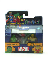 Marvel Minimates King Hulk & Red King Of Sakaar Greatest Stories Series Wave 74