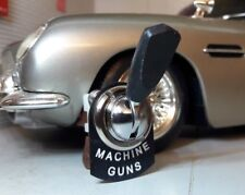 James Bond Aston Martin Spectre Machine Guns Toggle Switch RTC430 Dash Panel