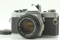 【Near Mint+3】Olympus OM-2N Silver 35mm SLR w/ Zuiko MC 50mm f/1.8 JAPAN #644