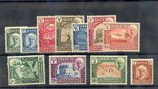 ADEN, QU'AITI STATE OF SHIHR & MUKALLA Sc 1-11,1a(SG 1-11,1a)*F-VF HR 1942 $200