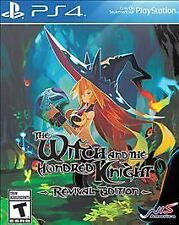 The Witch and the Hundred Knight Revival Edition PS4 *BRAND NEW * FREE SHIPPING*