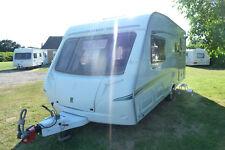 abbey 417 gts 4 Berth L shape lounge Caravan with Full Awning yr 2005
