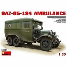 Modellini statici di veicoli militari ambulanze Scala 1:35