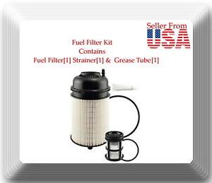 A4720900451 Fuel Filter Kit Fits: Freightliner, Western Star W/ Detroit Diesel