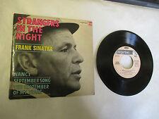 "45 T Frank Sinatra ""Strangers in the night"",""Nancy""  RVEP 60089"