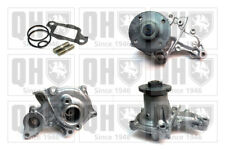 Water Pump fits TOYOTA COROLLA E8 1.3 83 to 89 Coolant QH 1610019105 1610019106