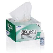 Microscope Maintenance Kit - Medium Viscosity Immersion Oil & Kimwipes Wipers