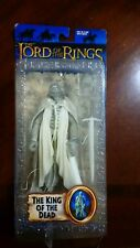 LORD OF THE RINGS - The King of the Dead TROTK 2004 Toy biz NEW