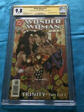 Wonder Woman #141 - DC - CGC SS 9.8 - Signed by Adam Hughes, Pacquette, McLeod