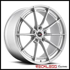 "SAVINI 20"" SVF-01 SILVER CONCAVE WHEEL RIMS FITS E53 BMW X5"
