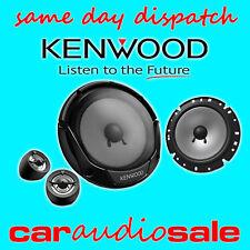 """KENWOOD kfc-e170p 6.5 """" 17cm 300W 2 VIE ALTOPARLANTI componente STESSO GIORNO SPEDIZIONE"""