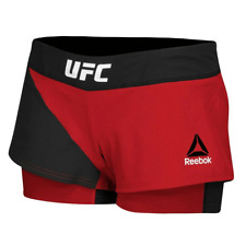 Short de combat Reebok UFC Fight Kit Octagon W AZ8978 DESTOCKAGE Free fight MMA