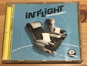 Various - Inflight Entertainment (1996) CD. Deram.