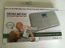 Multifunction Portable Digital Courier, Travel, Pet & Baby Scale