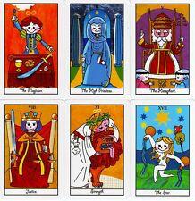 Macalon Tarot 78 cards deck Rider Waite Clone