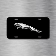 Jaguar Vehicle License Plate Auto Car Tag NEW XJ, XF, XE, F-Pace Novelty Plate