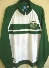 MLS Adidas Portland Timbers Soccer Full-Zip Long Sleeve Track Jacket XL 6837A