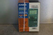 Calculatrice Casio Graph 25 Programmable Lycée   NEUVE