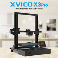 "Xvico X3 pro 3D Printer Kit High Precision 2.4"" Color TFT Touch Screen DIY PLA"
