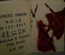ECBOLADE 41, 1984 (ANSEEUW)/ LAZAR (signé)/VILLERS/JOUSSE/LECLAIRE/MERCADIER...