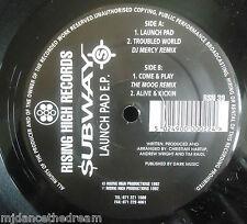 """Subway ~ pad de inicio EP ~ 12"""" de un"""