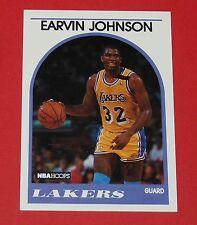 # 270 EARVIN MAGIC JOHNSON LOS ANGELES LAKERS 1989 NBA HOOPS BASKETBALL CARD