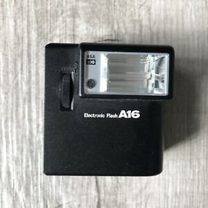 Olympus A16 Electronic Flash- UNTESTED