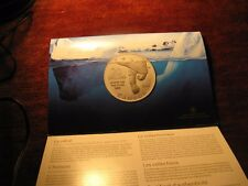 CANADA 2012 POLAR BEAR ICEBERG $20 FINE SILVER COIN IN RCM PACKING