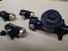 BMW Isetta 250 300 Brake kit 3 Wheel and one Master Brake Brake Cylinder NEW