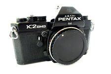 Asahi Pentax K2 DMD black camera BODY No 7137077 Japan lz043