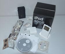 Kultgegenstand - Apple iPod Classic 3.Generation 40GB in OVP M9245FD/A