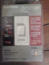 DIMMER SWITCH  120/Volt 600 Watt Lutron Almond Color. Brand New