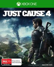 Just Cause 4 Xbox One  Brand New Sealed