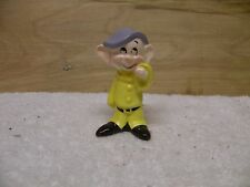 Dopey Ceramic Figurine Vintage