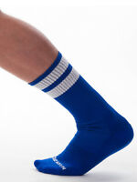 barcode Berlin Gym Socks blau/weiß 91366/801 sexy SALE BLITZVERSAND