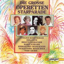 Various - Die grosse Operetten Starparade- CD -