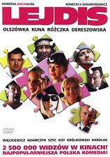 Lejdis (DVD) Tomasz Konecki (Shipping Wordwide) Polish film